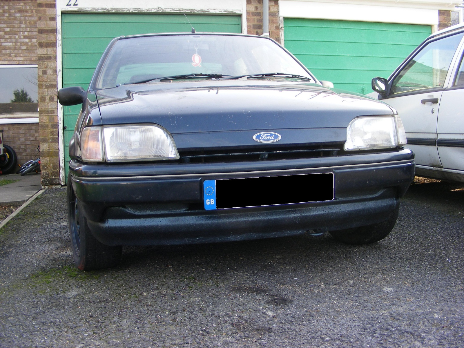 Ford Fiesta 1994 Tuning Pictures Picture Pictures to pin on Pinterest