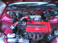 1995 Honda Civic Si Hatchback, 1995 Honda Civic 2 Dr Si Hatchback picture