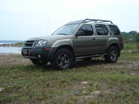2003 Nissan Xterra XE V6 4WD picture, exterior