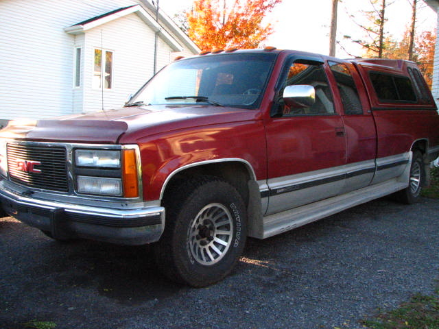 Picture of 1992 GMC Sierra 2500 2 Dr C2500 Extended Cab LB