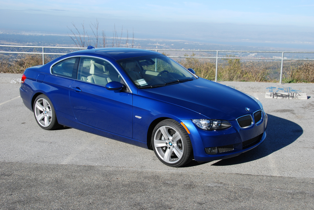 picture of 2007 bmw 3 series 335i coupe. Black Bedroom Furniture Sets. Home Design Ideas