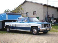 1989 GMC Sierra, 1988 GMC 3500 dually