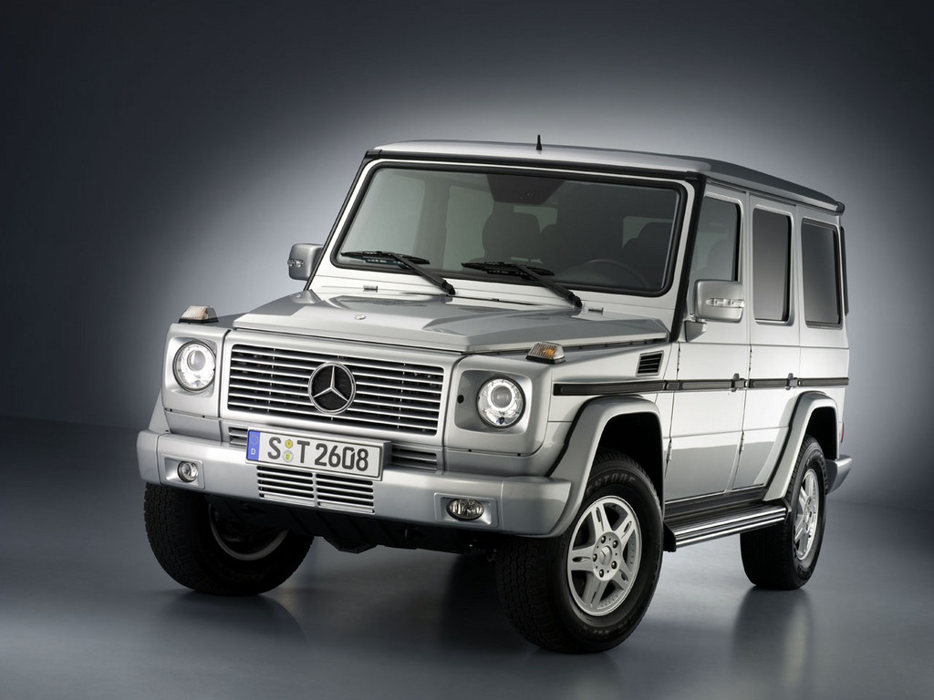 2007 mercedes benz g class pictures cargurus for 2007 mercedes benz suv