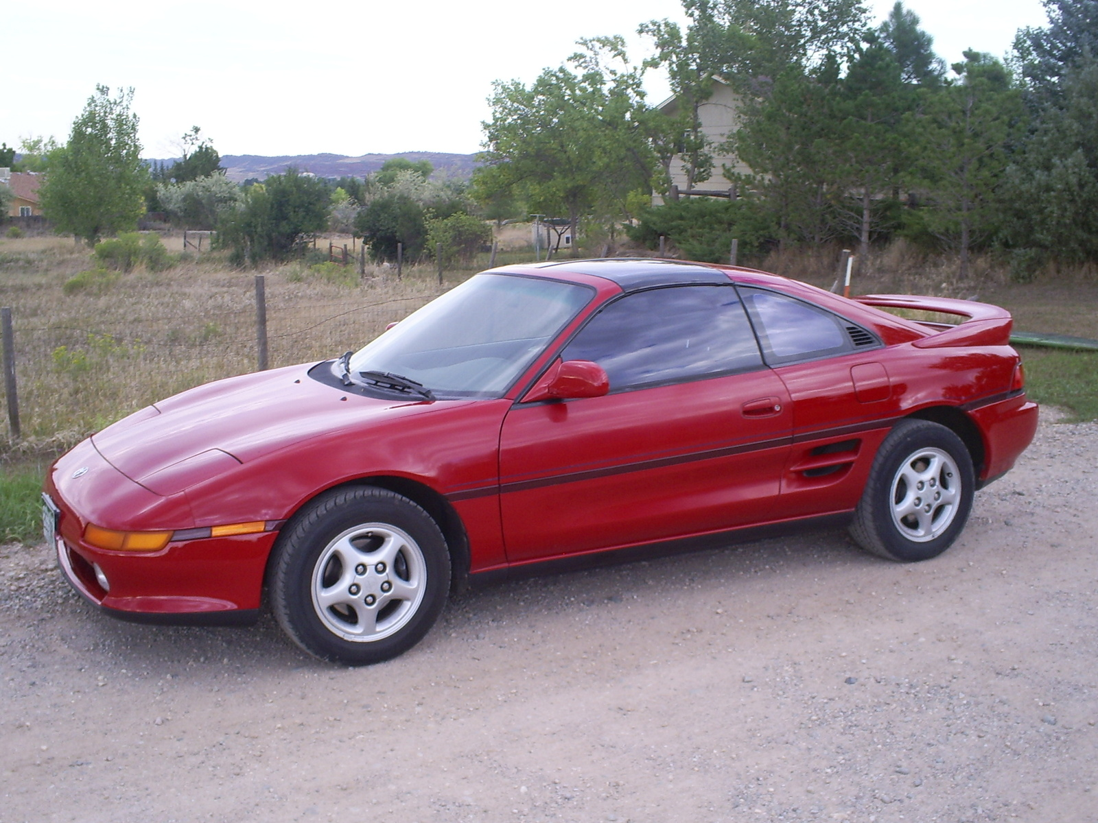 1991 Toyota MR2 - Other Pictures - CarGurus
