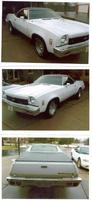 1973 Chevrolet El Camino, Deluxe wheels, 350 engine, council shift, 63000 miles actual