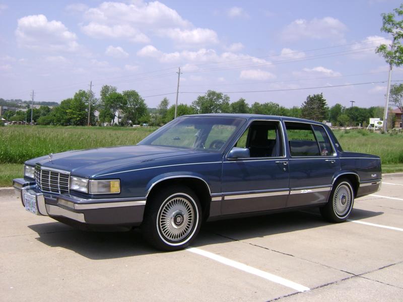 1991 Cadillac Deville Pictures Cargurus