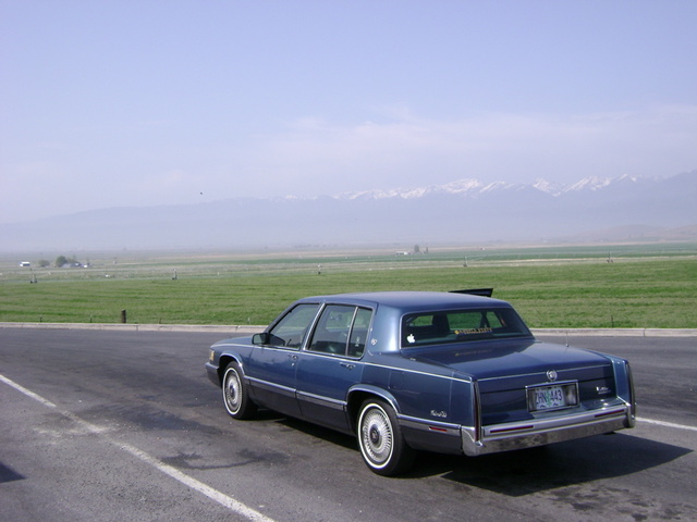 Picture of 1991 Cadillac DeVille, exterior, gallery_worthy