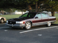 1995 Cadillac Fleetwood Base Sedan, 1995 Cadillac Fleetwood 4 Dr STD Sedan picture