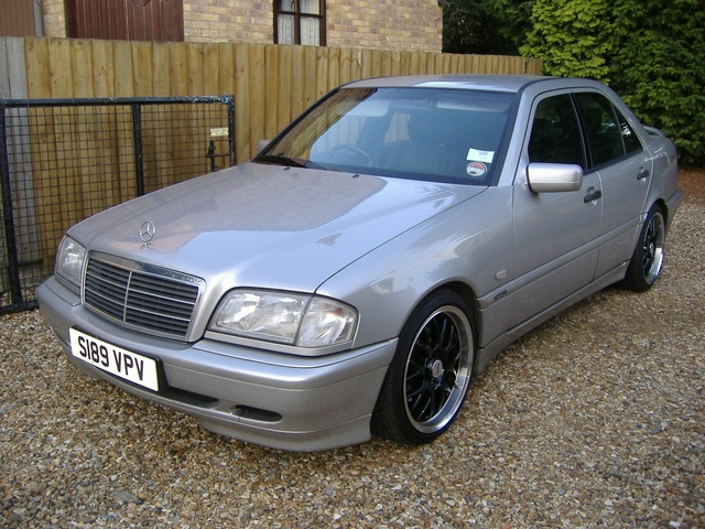 Picture of 1998 Mercedes-Benz C-Class C 280 Sedan, exterior, gallery_worthy