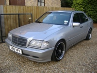 1998 Mercedes-Benz C-Class 4 Dr C280 Sedan, 1998 Mercedes-Benz C280 6 Sport Package picture, exterior