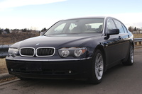 2003 BMW 7 Series Picture Gallery