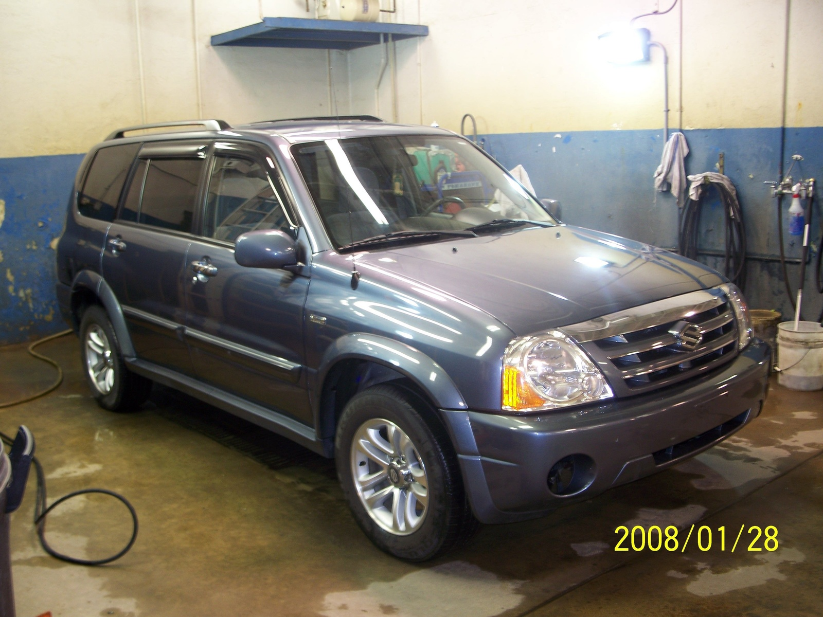 2004 suzuki xl 7 reviews - 2004 Car Review Suzuki Xl 7 Ex 4wd