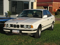1990 BMW 5 Series 535i, 1990 BMW 535 535i picture, exterior