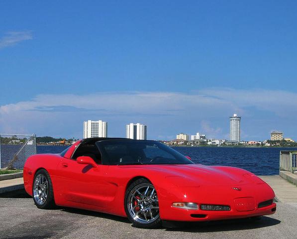 Picture of 1997 Chevrolet Corvette, exterior