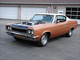 Picture of 1970 AMC Rebel, exterior, gallery_worthy