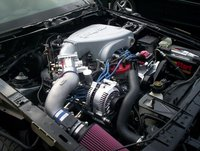Picture of 1995 Ford Mustang GT Coupe, engine