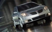 2008 Pontiac Vibe, front view, exterior, manufacturer