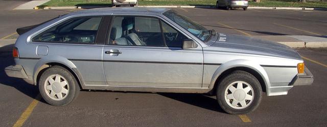 1984 Volkswagen Scirocco - Other Pictures - CarGurus