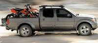 2008 Nissan Frontier, side view, exterior, manufacturer