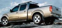 2008 Nissan Frontier, exterior, manufacturer