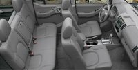 2008 Nissan Frontier, seating, interior, manufacturer