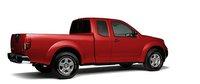 2008 Nissan Frontier, 08 Nissan Frontier, exterior, manufacturer