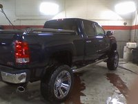 Picture of 2008 GMC Sierra 2500HD SLE1 Crew Cab 4WD, gallery_worthy