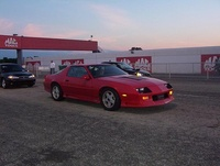 Picture of 1990 Chevrolet Camaro IROC Z