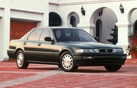 1992 Acura Vigor Overview