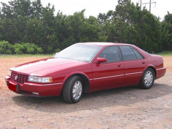 Cadillac Seville 1997. Cadillac Seville 1997.
