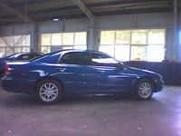 2001 Mitsubishi Diamante Overview
