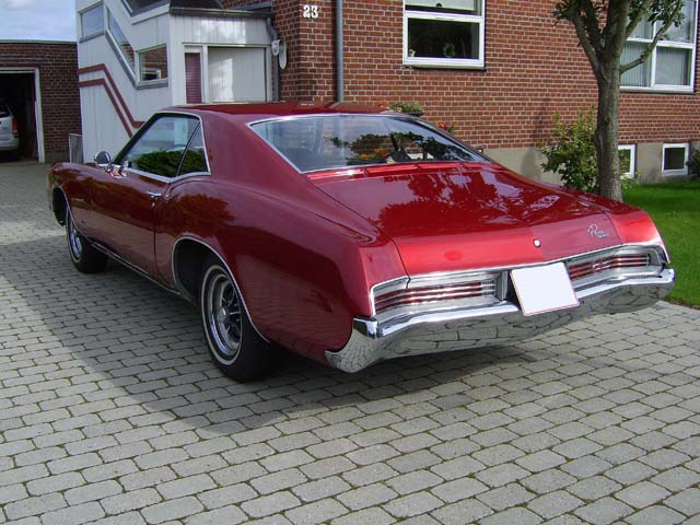 Picture of 1966 Buick Riviera, gallery_worthy