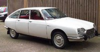 1970 Citroen GS Overview