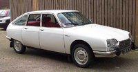 1970 Citroen GS Overview