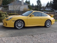 2003 Porsche 911 Carrera, 2003 Porsche 911 2 Dr Carrera Coupe picture
