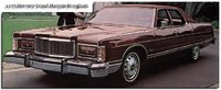 Picture of 1975 Mercury Monarch, gallery_worthy