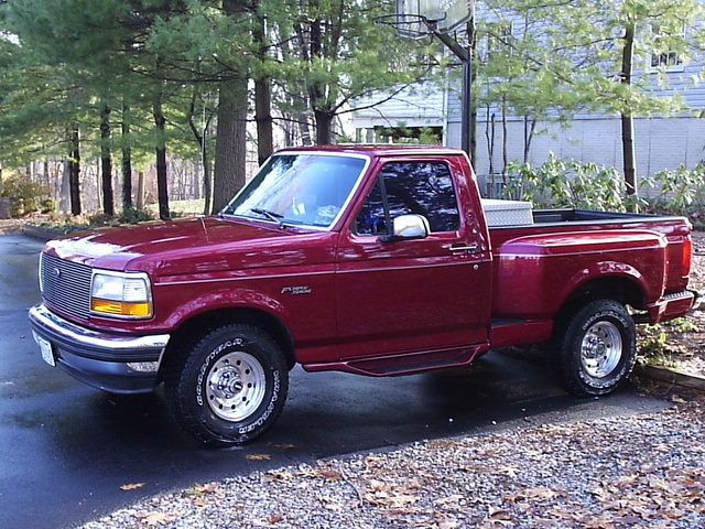 1995 ford f 150 pictures cargurus. Black Bedroom Furniture Sets. Home Design Ideas