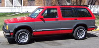 Picture of 1991 Chevrolet S-10 Blazer 4 Dr STD SUV, gallery_worthy