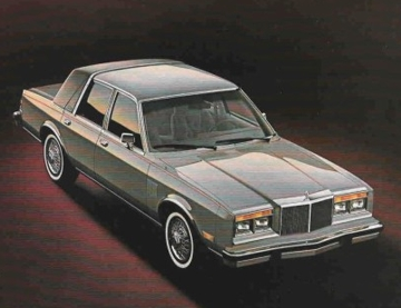 1987 Chrysler Fifth Avenue picture