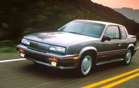 1988 Oldsmobile Cutlass Calais Overview