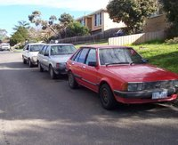 Picture of 1982 Ford Laser, gallery_worthy
