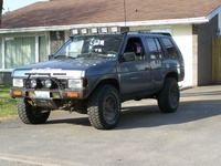 Picture of 1991 Nissan Pathfinder 4 Dr SE 4WD SUV