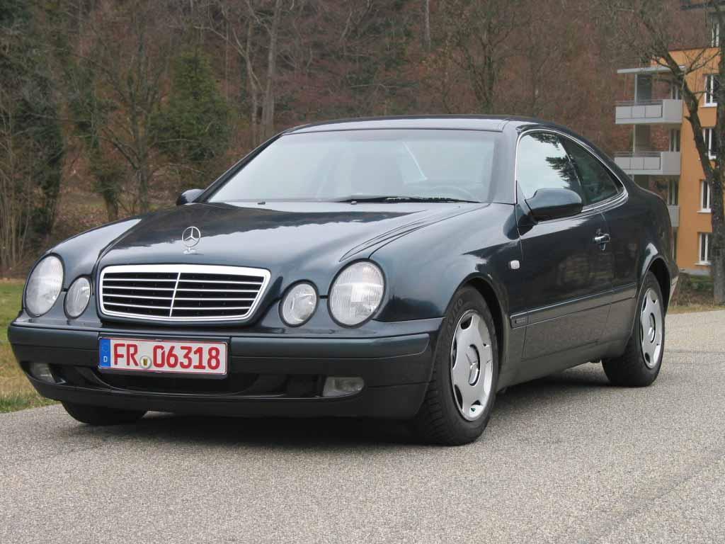 2000 mercedes benz clk320 review for Mercedes benz clk320