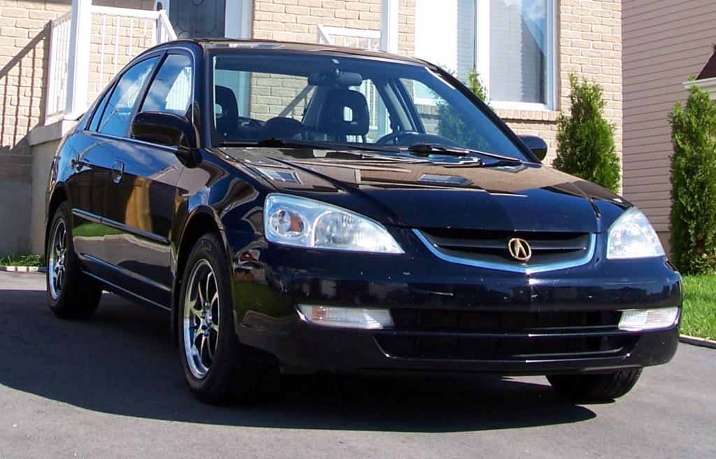 2002 Acura EL - Overview - CarGurus