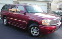 Picture of 2002 GMC Yukon XL 4 Dr Denali AWD SUV, exterior