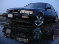 1993 Acura Legend Overview
