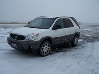 2003 Buick Rendezvous Overview