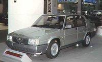 1987 Alfa Romeo 90 Overview