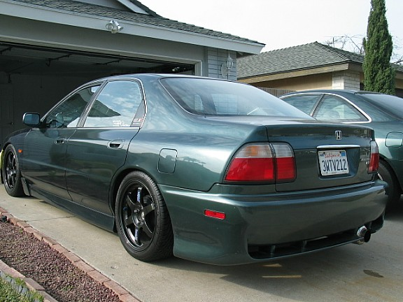 Picture of 1997 Honda Accord DX
