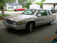 Picture of 1990 Cadillac DeVille Coupe FWD, gallery_worthy